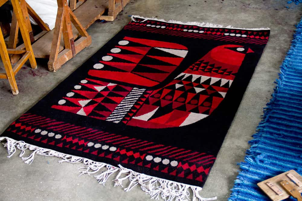 Sanna-rug-weaving-complete2