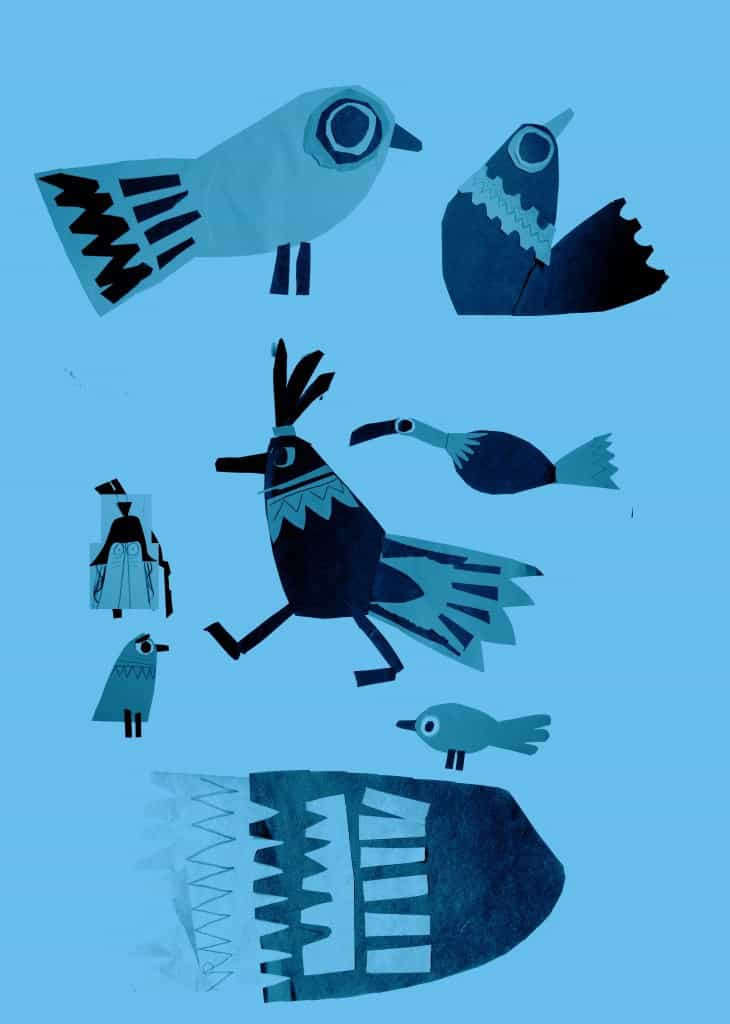 bird characters